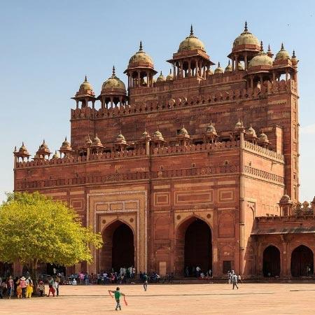 Same Day Agra Tour By Train  - Shatabdi Express