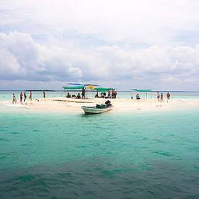 Full Day Nakupenda Sandbank Tour
