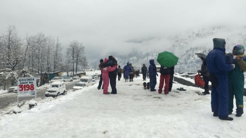 Shimla Manali Pacakage
