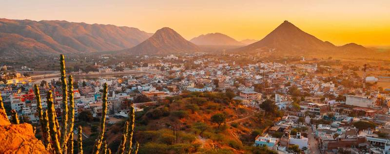 Full - Day Pushkar Sightseeing Tour