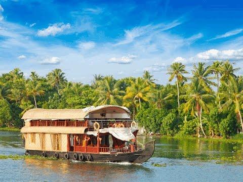 Kerala Houseboat Tour 4 N 5 D