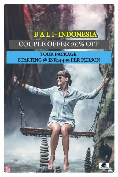 Bali Indonesia 3n/4days