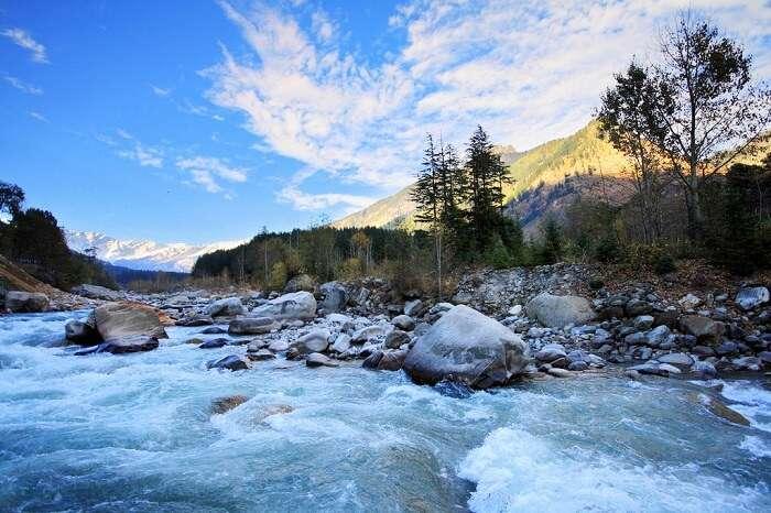Himachal (Kullu-Manali-Shimla)