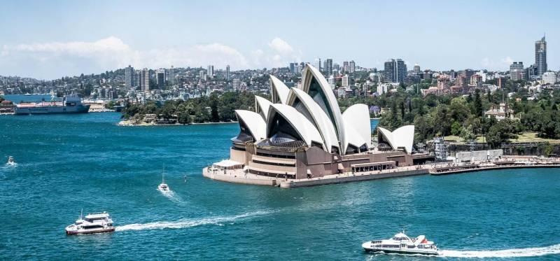 Australia Tour 7 Nights/8 Days