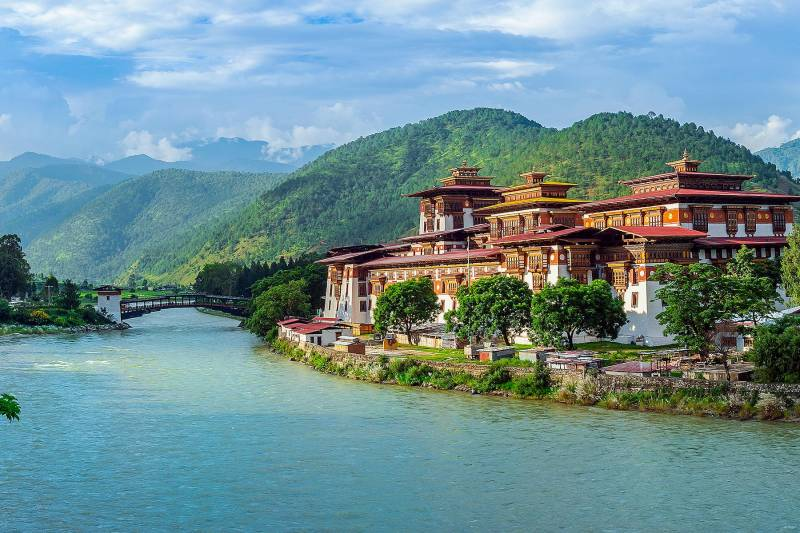 Bhutan Tour Package For 12Nights 13Days