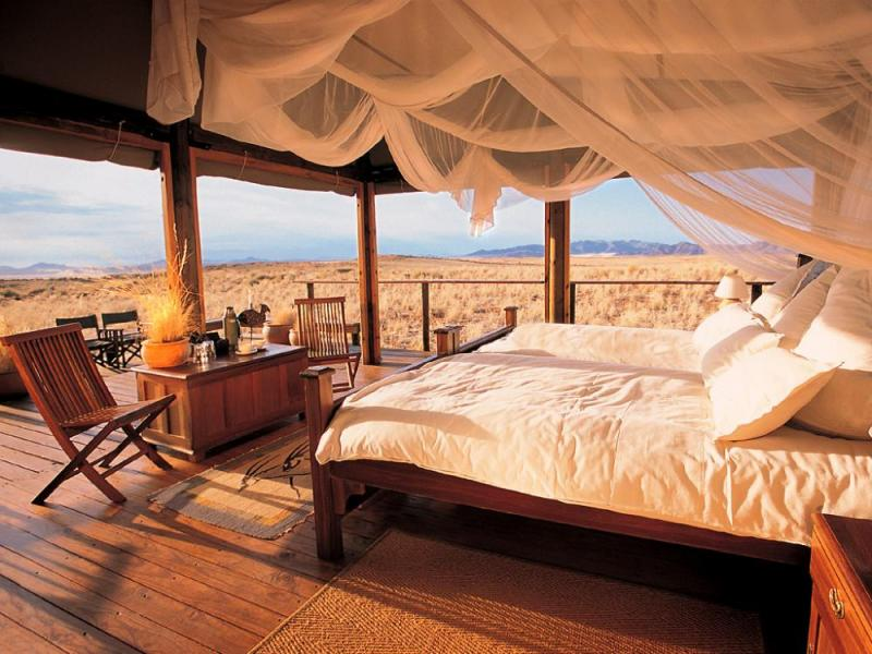 Luxury Lodge Safaris In Kenya Package