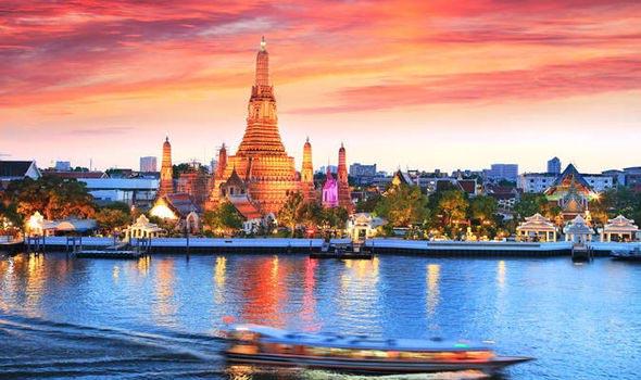 Phuket, Krabi, Pattaya & Bangkok Tour