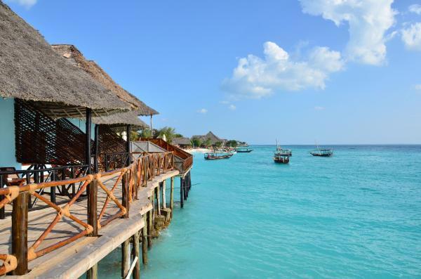 Zanzibar 5 Star Tour Package 3 Nights 4 Days