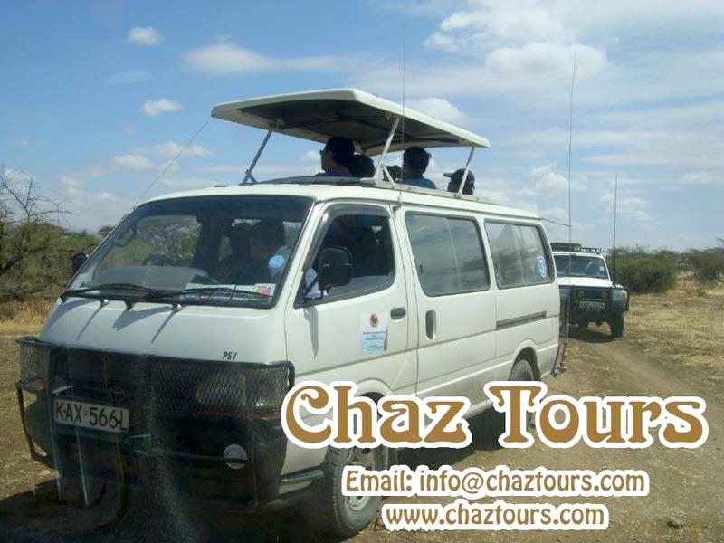 Tsavo East - Tsavo West - Amboseli - Lake Nakuru - Masai Mara Tour