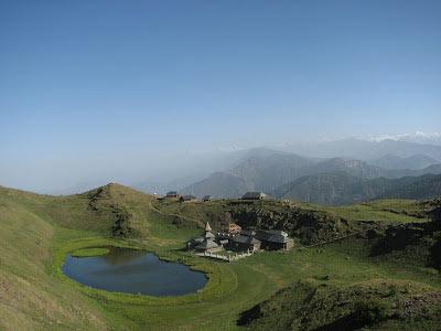 Kashmir - Hill Station Tour