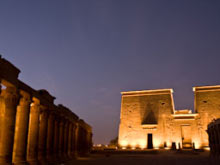 Sound And Light Show At Philae Temple Tour