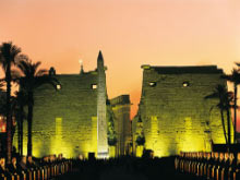 Half Day Tour At East Bank- Karnak Temple And Luxor Temple