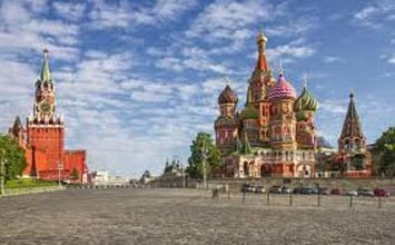 Highlights Of Russia Tour