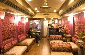 Luxurious Journey With Royal Rajasthan On Wheels Tour