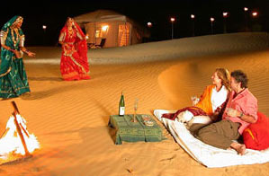 Rajasthani Romance Tour
