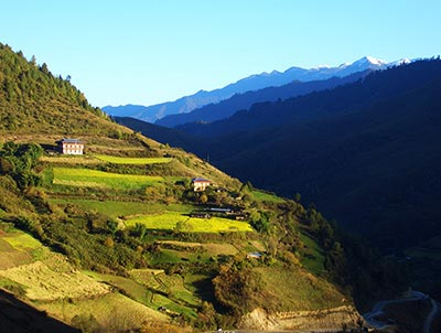 The Seven Days Scenic Bhutan Trip Tour