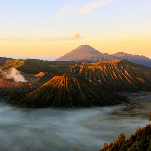 East Java National Park & Volcano Package