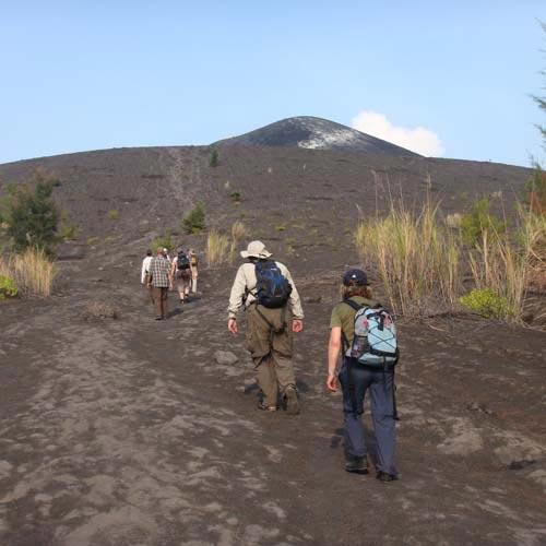 Krakatoa Volcano Trekking Package