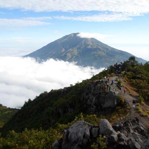 Mount Merapi Volcano Trekking Package