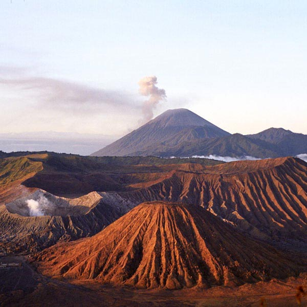 Mount Bromo Ijen & Rafting Package
