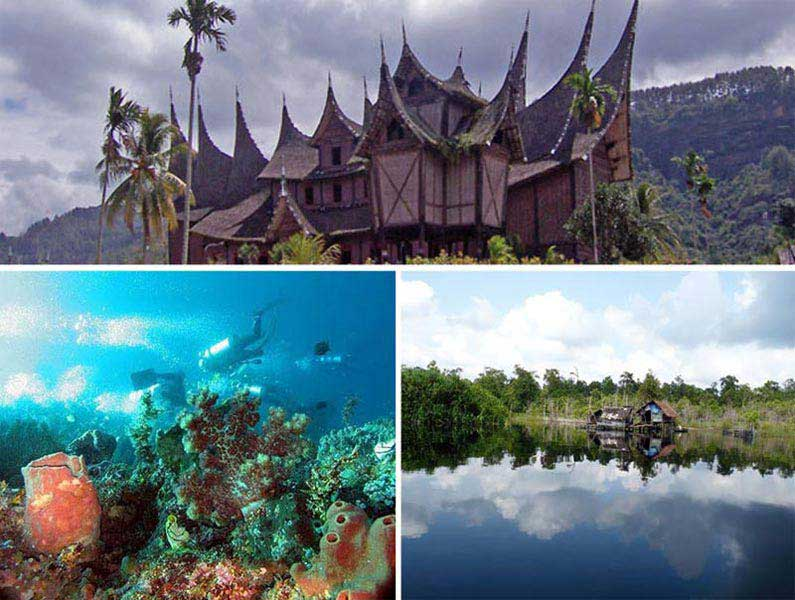 Indonesia Round Trip 23 Days Package