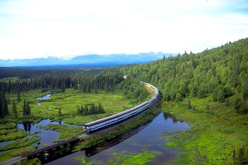 8 Days Alaska (June, July, August, September Only) Tour