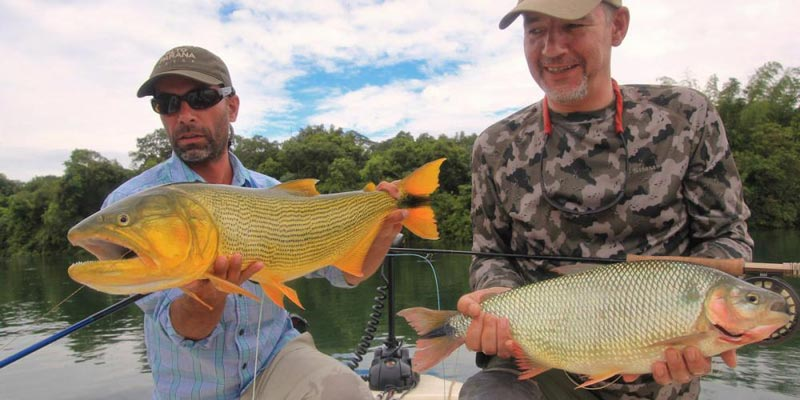 Fishing Sports In Bhutan Tour