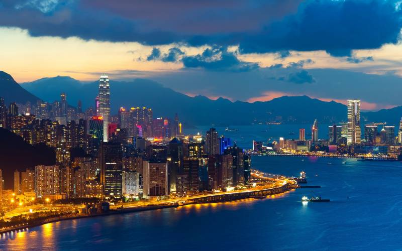 Hongkong ,Macau & Shenzhen 7 Nights /8 Days Package