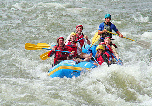 River Rafting In Rishikesh Tour Package
