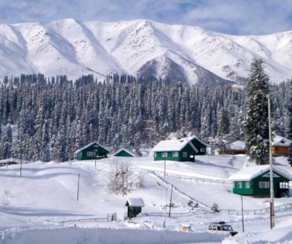 Srinagar-anantnag-baramulla-srinagar Tour