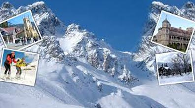 Himachal Delight 5 Nights / 6 Days Tour