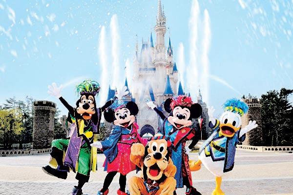 Disney Land - Macau Tour