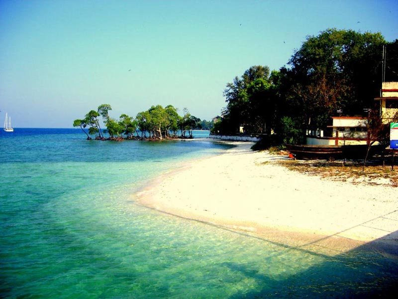 Enchanting Andamans Tours