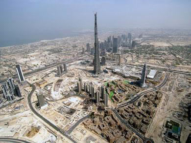 Dubai - The Wonder City Tour