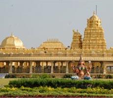 1 Day Sripuram Golden Temple Tour