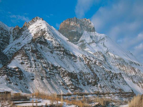The Himalayan Triangle Tour