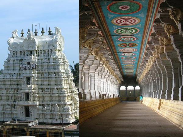 Madurai - Rameshwaram - Kanyakumari - Trivandrum Tour