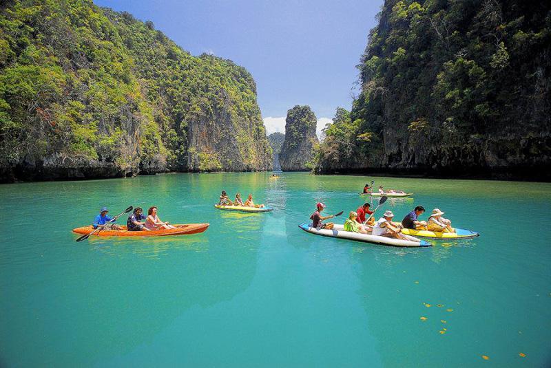 Phuket, Krabi With Bangkok Tour