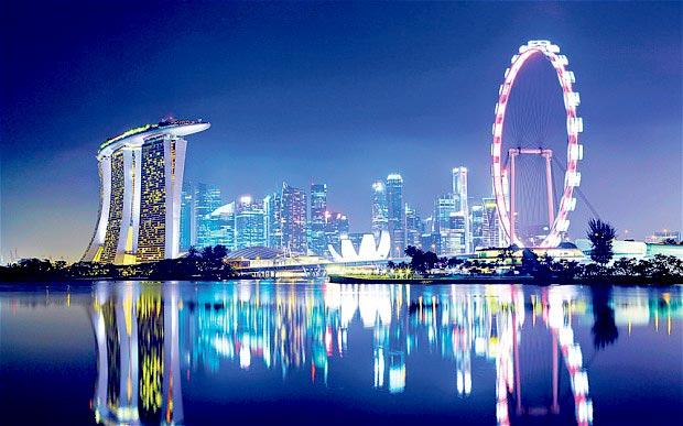 04 Night 05 Days Singapore Tour