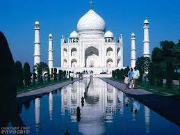 Taj Mahal Tour By Car