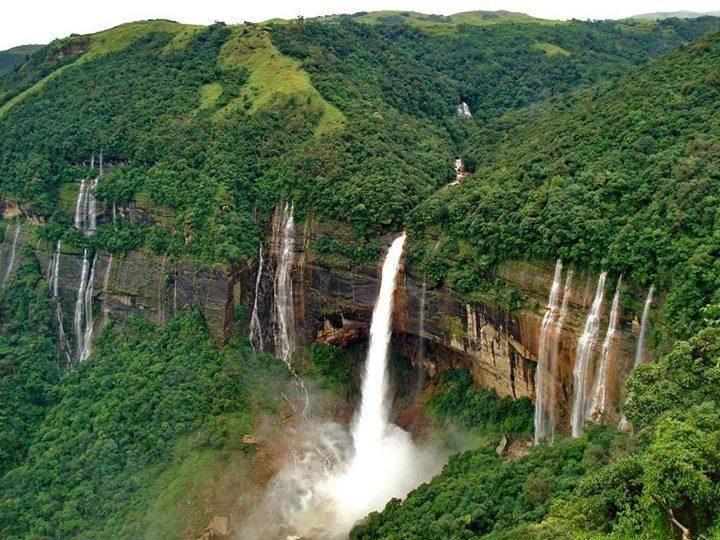 Assam Meghalaya Arunachal Pradesh Tour