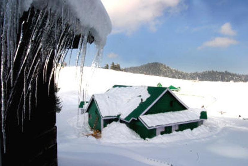 Scenery Of Kashmir
