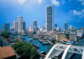 Surprising Singapore Tour
