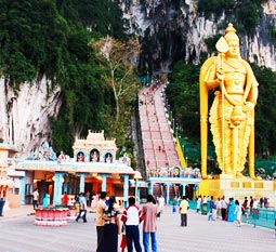 Bangkok Genting Kualalumpur Tour