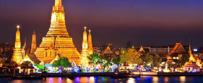 Thailand Fiesta Tour - Fixed Departure - 5 Days (3Star) Ex Mumbai(Code : 97555) 4 Night(s): 2 Nights