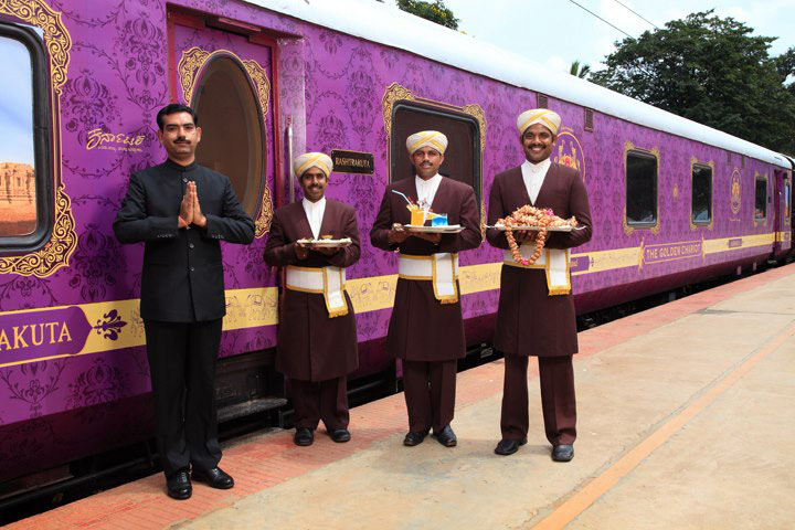 The Golden Chariot India Train Package