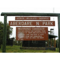 5 Days/4Nights To Aberdare National  Park Package