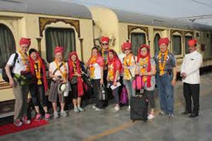 Rajasthan Tour By Palace On Wheel