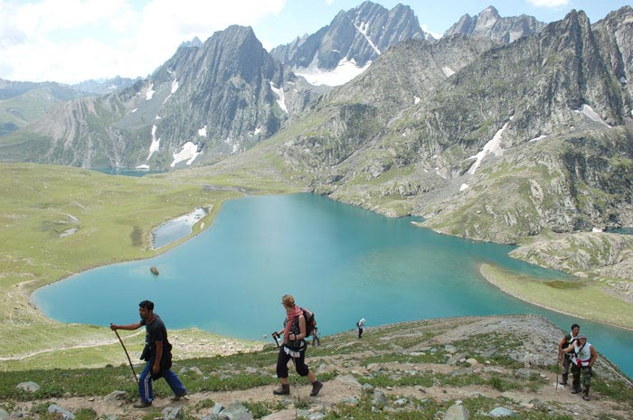 Green Lake High Altitude Trek Tour