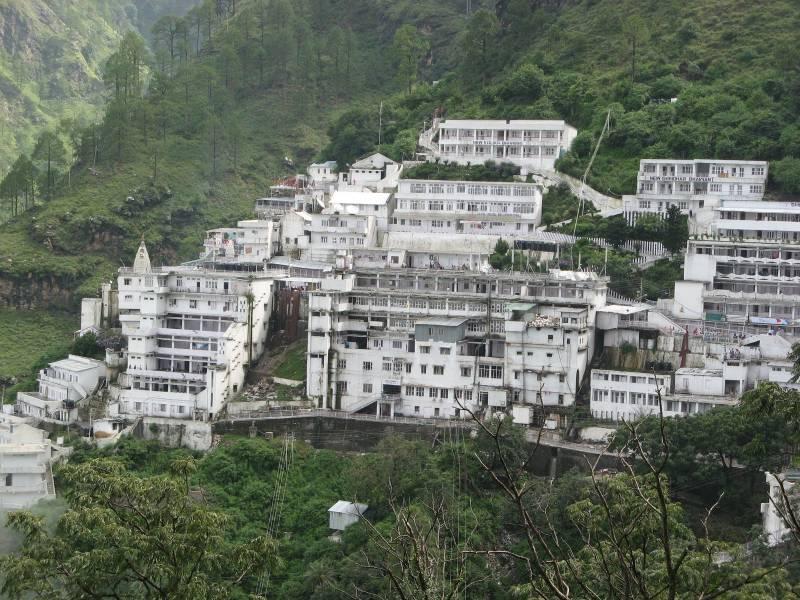 Jammu Local With Mata Vaishnodevi – 1 Night 2 Days